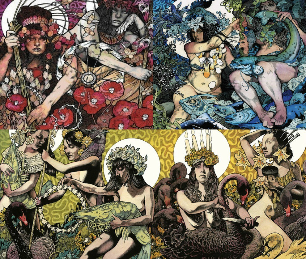 Baroness-artworks