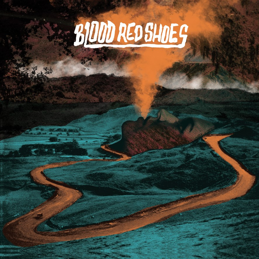 Blood Red Shoes artwork (2014)