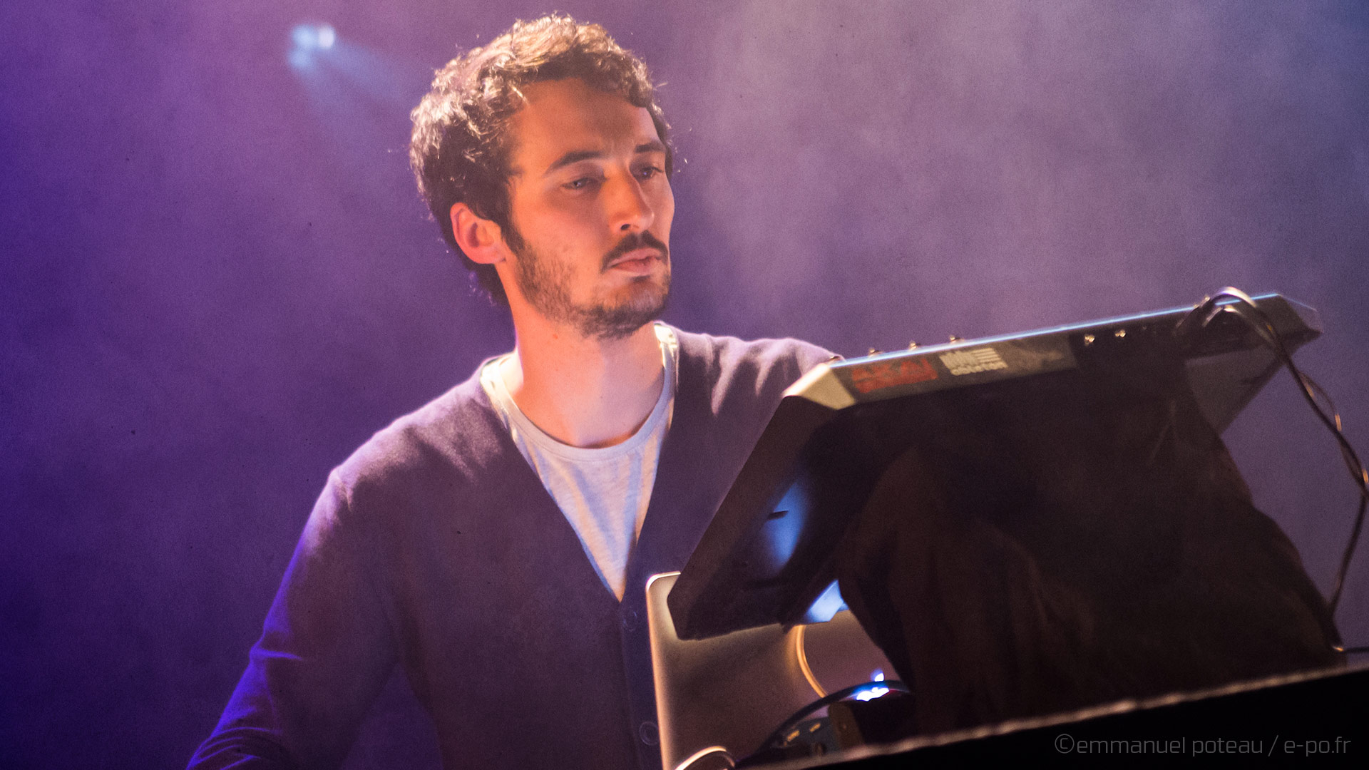 Photos sosh les inrocks lab concerts au grand mix de - Les ecran tourcoing ...