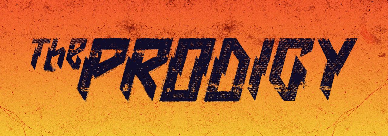 The-prodigy-font